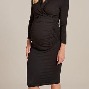 Isabella Oliver Balcome Maternity Dress